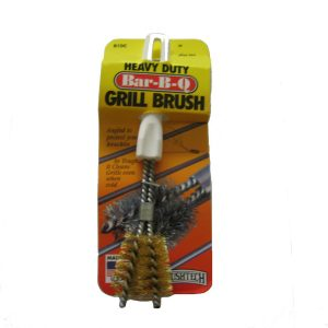 Brushtech V-Shaped BBQ Grill Brush
