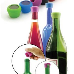 Pulltex Silicone Wine Stopper – Set Of 2