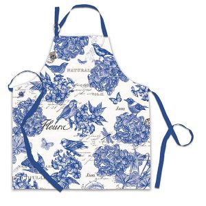 MDW Apron – Indigo Cotton