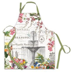 MDW Apron – In The Garden