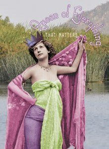 """Greeting Card """"Queen"""" – Pack Of 6"""