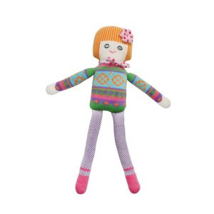 Bombay Duckling Gracie Knitted Dolly