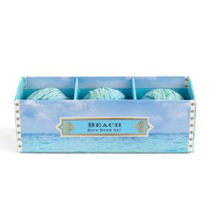 MDW Bath Bomb Set – Beach
