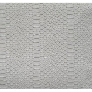 Bella Tavolo Placemat Faux Crocodile Leather