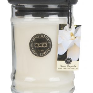 Bridgewater Small Jar Candle Sweet Magnolia
