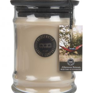 Bridgewater Small Jar Candle Afternoon Retreat