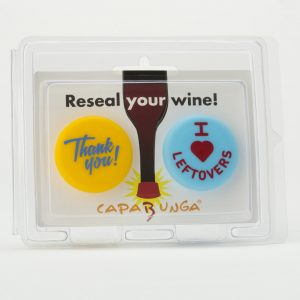 CapaBunga Wine 'Thank You & I Heart Leftovers'