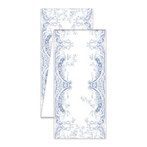 MDW Fabric Napkins Set Of 4 – Antique Scroll