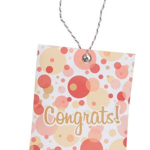 Fresh Scents – Gift Tag Congrats