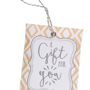 Fresh Scents – Gift Tag Gift For You