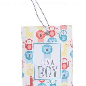 Fresh Scents – Gift Tag It's A Boy