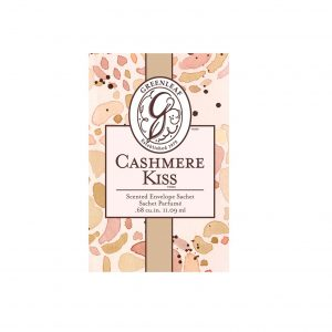 Greenleaf Cashmere Kiss Small Sachet