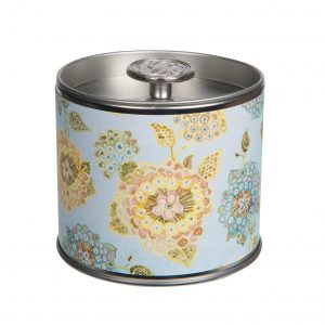 Greenleaf Bella Freesia Signature Tin Candle