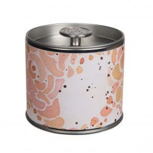 Greenleaf Cashmere Kiss Signature Tin Candle
