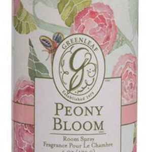 Greenleaf Peony Bloom Room Spray