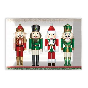 MDW Glass Rectangle Soap Dish – Nutcracker