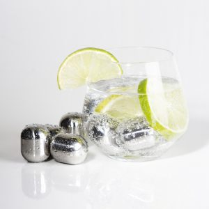 IL Cosa Gin Pearls Set Of 4 With Bag