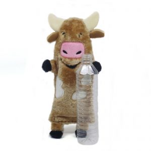 Kyjen Bottle Buddie Cow