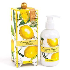 MDW Lotion Hand & Body – Lemon Basil