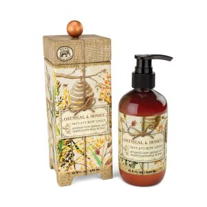 MDW Lotion Hand & Body – Oatmeal & Honey
