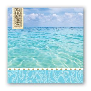 MDW Cocktail Napkins – Beach