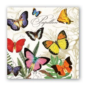 MDW Cocktail Napkins – Papillon