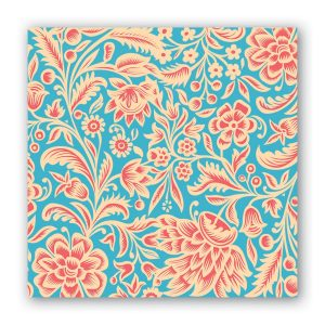MDW Cocktail Napkins – Orange Cream