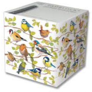 Padblock Birds Emma Ball
