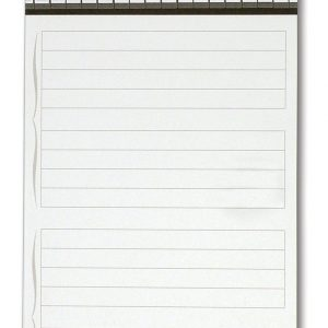 Magnetic Shopping List Piano Pad