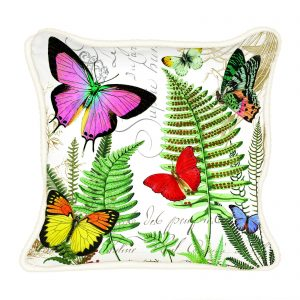 MDW Decorative Pillow Square – Papillon