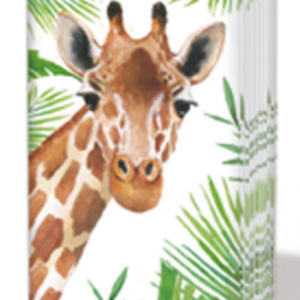 PPD Sniff Tissues – Tropical Giraffe