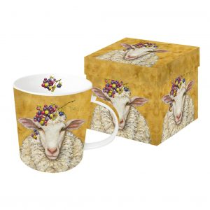PPD Mug Vineyard Sheep