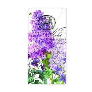 MDW Pocket Tissues – Lilac And Violets