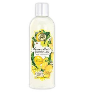MDW Shower Body Wash – Lemon Basil