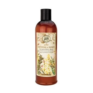 MDW Shower Body Wash – Oatmeal & Honey