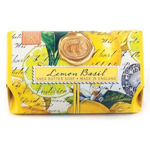 MDW Large Soap Bar – Lemon Basil