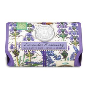 MDW Large Soap Bar – Lavender Rosemary