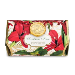 MDW Large Soap Bar – Christmas Time