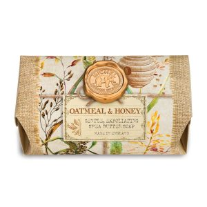 MDW Large Soap Bar – Oatmeal & Honey