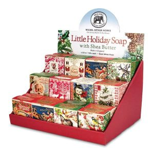 MDW Soap Little Holiday Cheers CDU – Christmas 36 Pieces