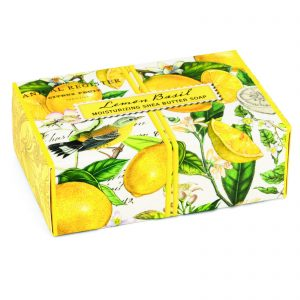 MDW Boxed Soap – Lemon Basil