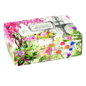 MDW Boxed Soap – In The Garden