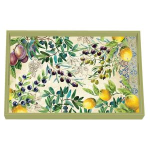 MDW Wooden Decoupage Vanity Tray – Tuscan Grove